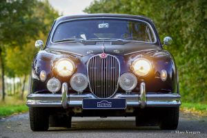 Jaguar Mk I 3.4 rally car, 1958