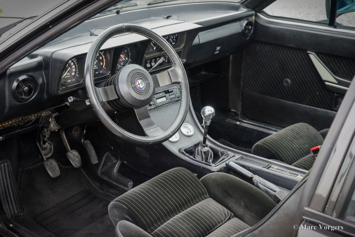 Alfa Romeo Alfetta Gtv Ce Fdd