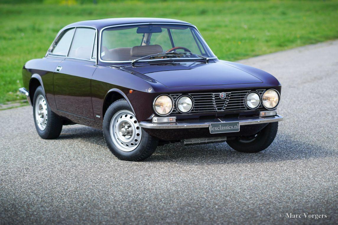 Alfa Romeo Gulia >> Alfa Romeo Giulia GT 1300 Junior, 1975 - Welcome to ClassiCarGarage