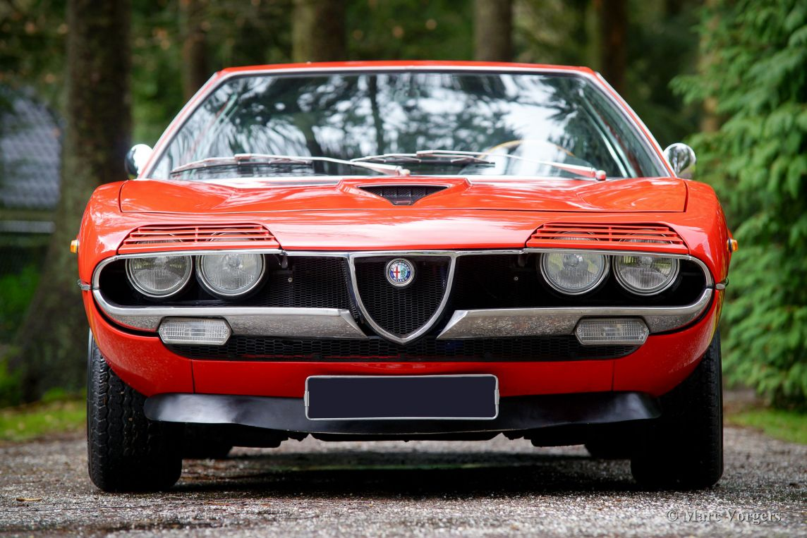 Alfa Romeo Montreal, 1972 - Welcome to ClassiCarGarage