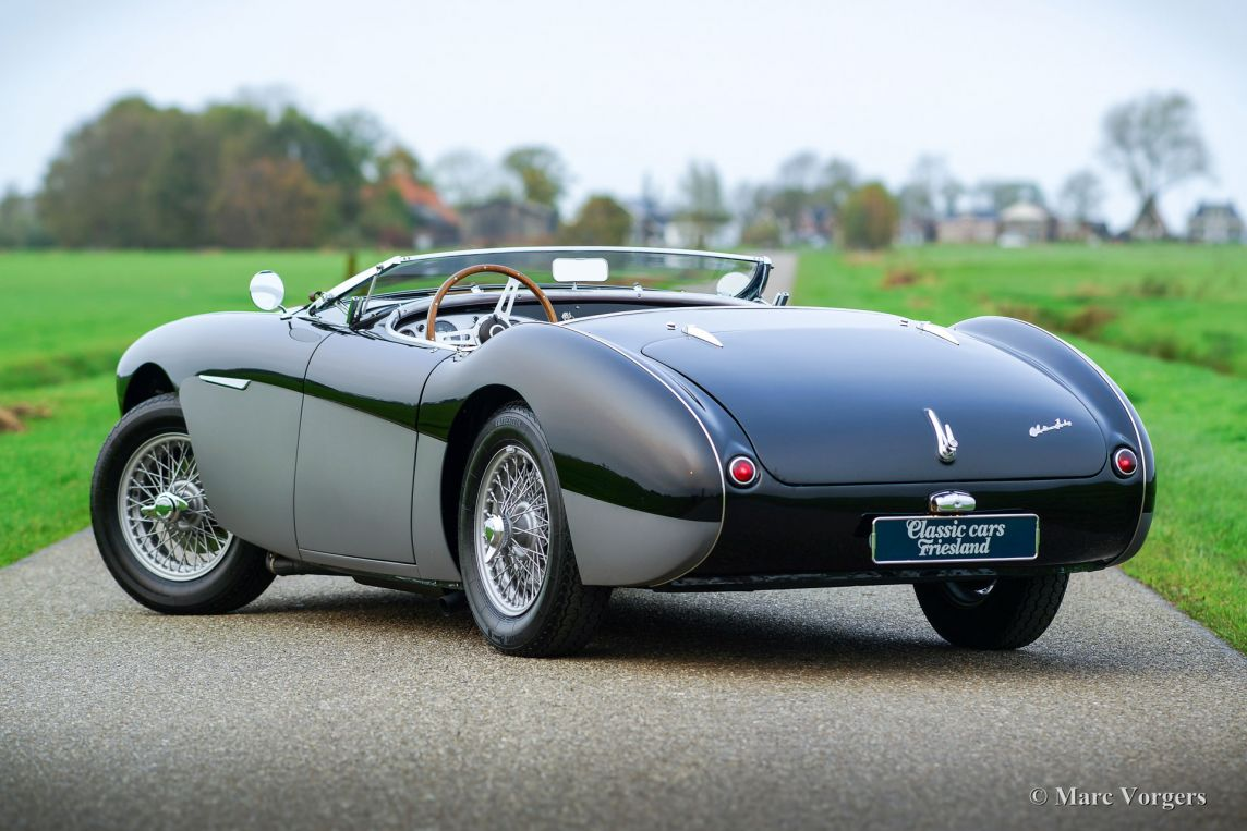 Austin Healey 100/4 BN2 'M - Le Mans', 1955 - Welcome to ...