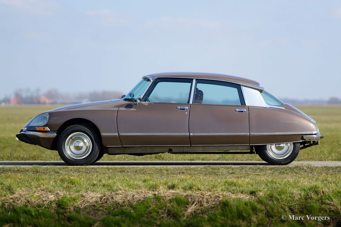 Citro 235 N Ds 23 Pallas 1973 Welcome To Classicargarage