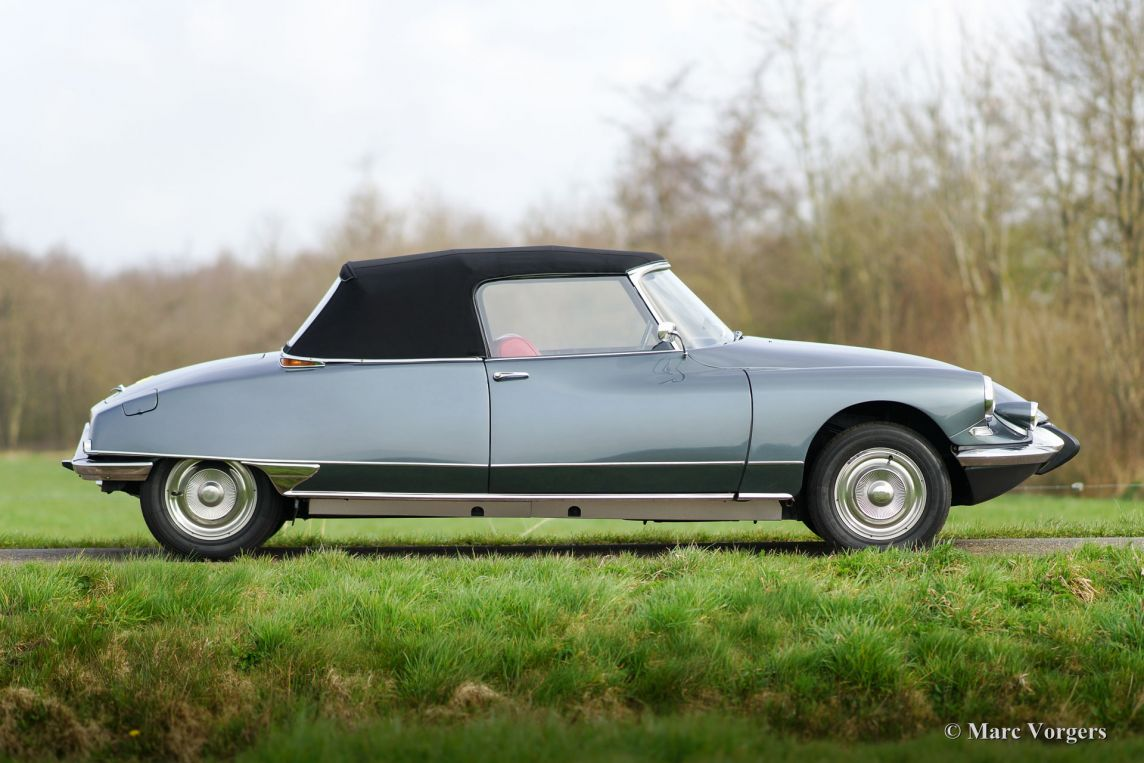 Citro 235 N Ds19 Cabriolet 1963 Welcome To Classicargarage
