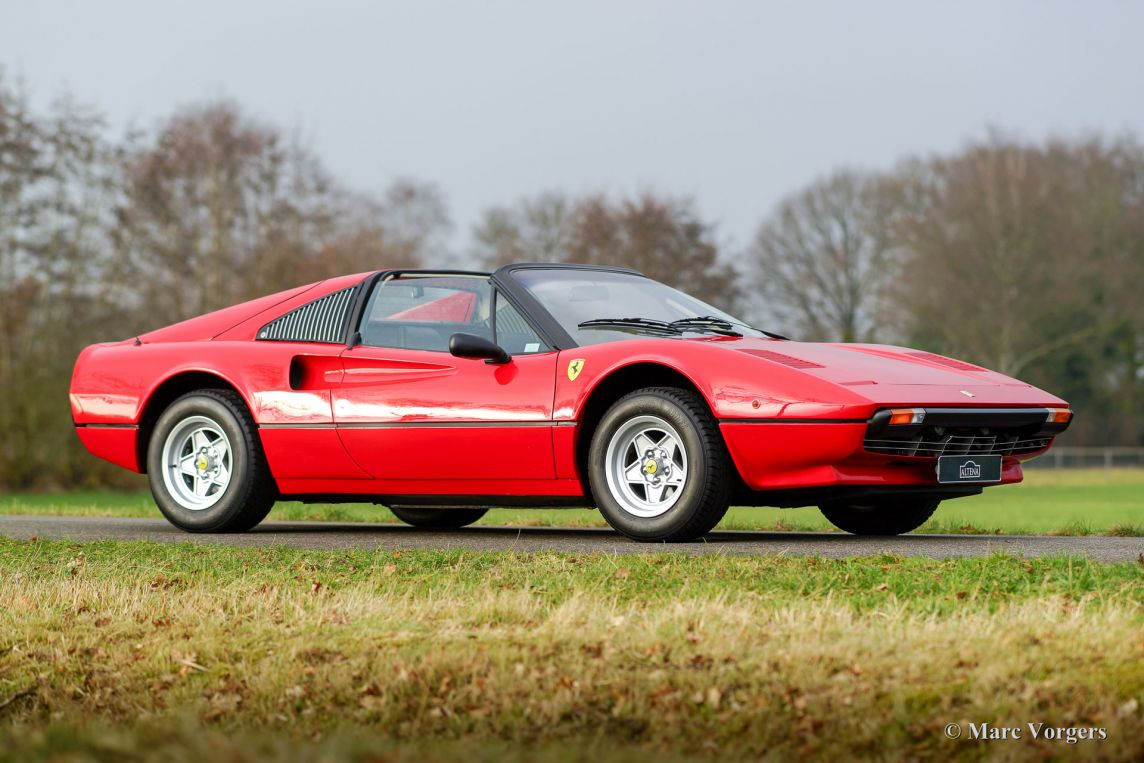 Ferrari 308 Gts For Sale >> Ferrari 308 GTS, 1978 - Welcome to ClassiCarGarage