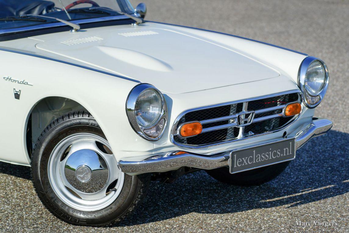 honda s800 cabriolet 1967 classicargarage fr. Black Bedroom Furniture Sets. Home Design Ideas