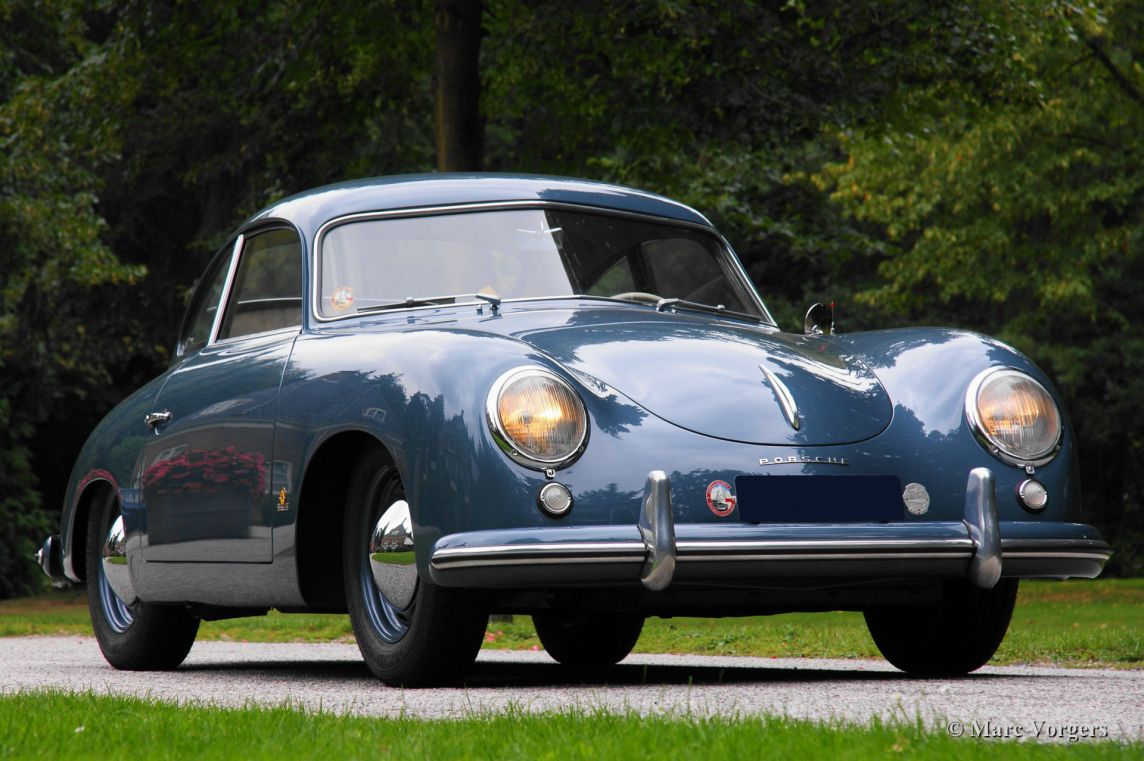 Porsche 356 Pre A 1500 Super 1953 Welcome To