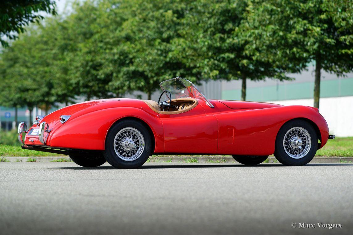 Jaguar E Type For Sale >> Jaguar XK 120 OTS (Roadster), 1954 - Welcome to ...