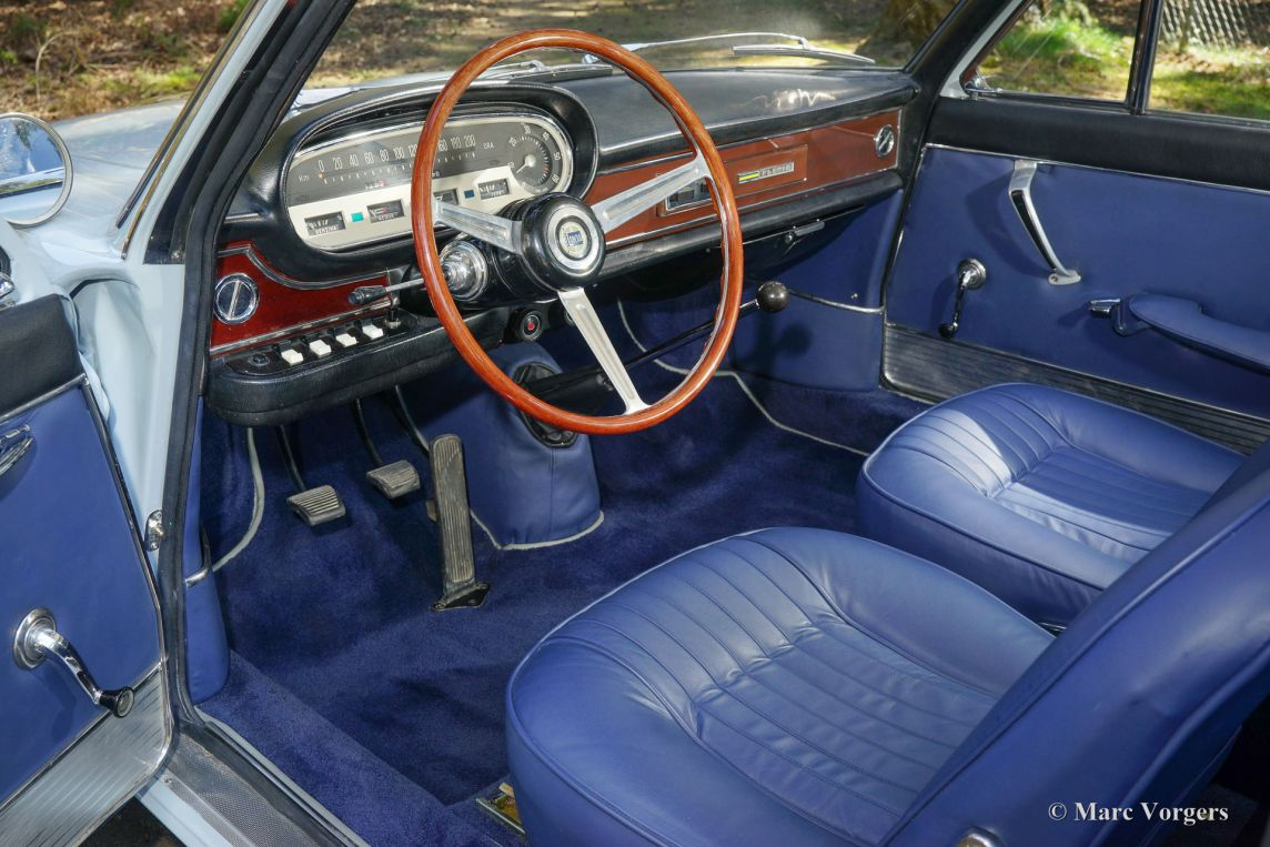 Lancia Flavia 1 8 Pf Coupe 1965 Welcome To Classicargarage