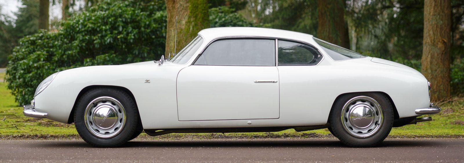 Lancia Appia GTE Zagato, 1959 - Welcome to ClassiCarGarage