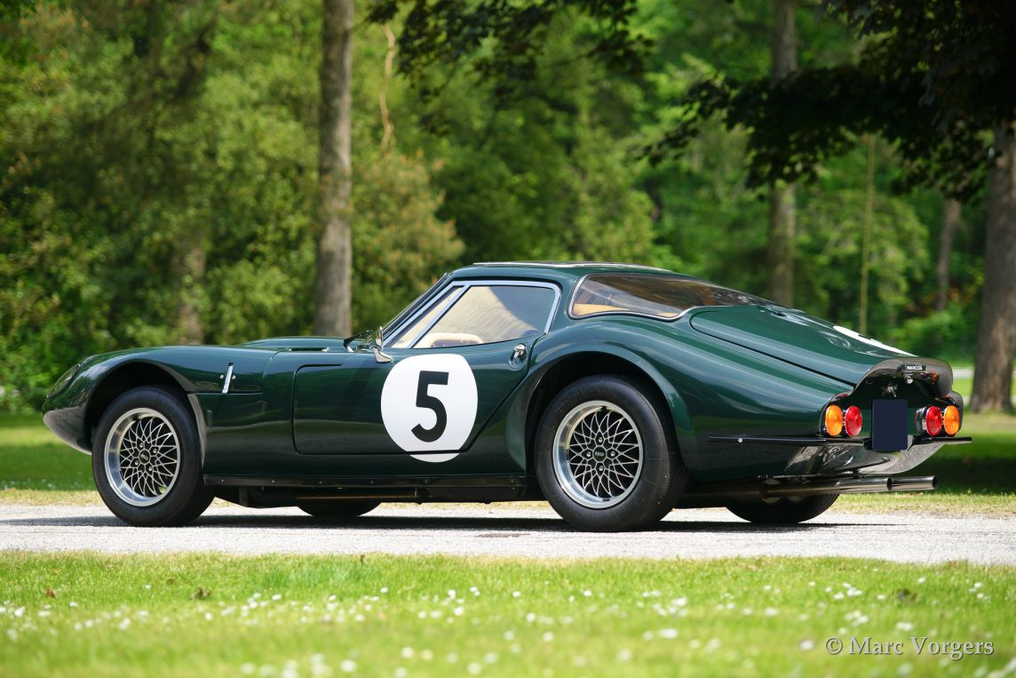 Marcos GT 3-Litre, 1969 - Welcome to ClassiCarGarage