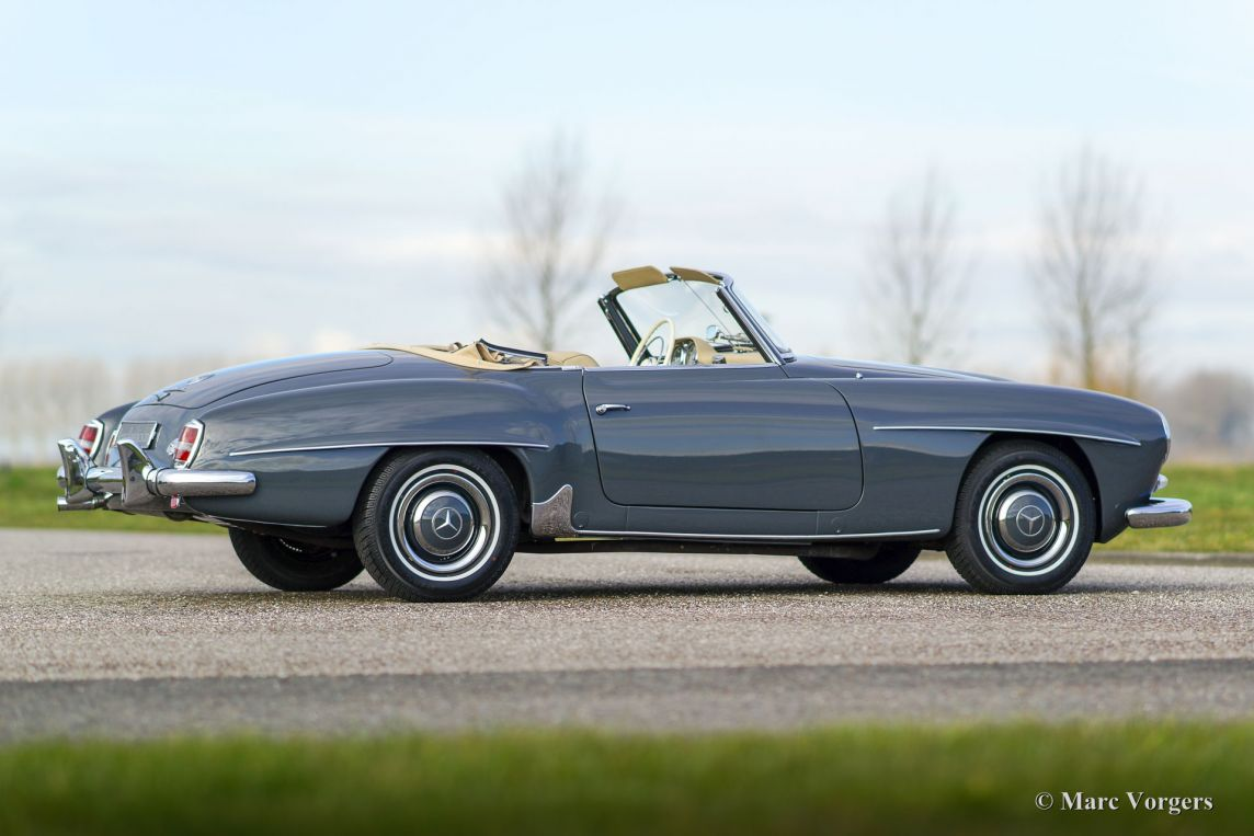 mercedes benz 190 sl 1958 classicargarage fr. Black Bedroom Furniture Sets. Home Design Ideas