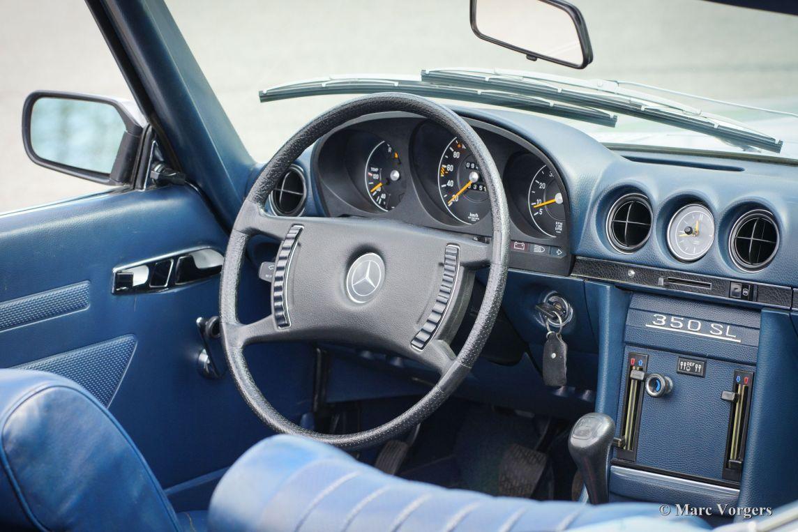 Mercedes-Benz 350 SL, 1971 - Welcome to ClassiCarGarage