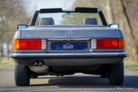 Mercedes-Benz 500 SL, 1983