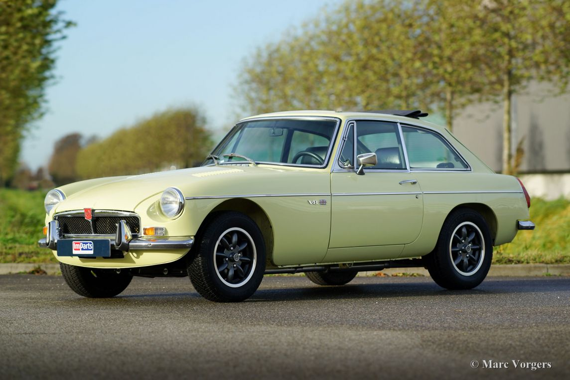 Gt Auto Sales >> MG MGB GT V8, 1972 - Welcome to ClassiCarGarage