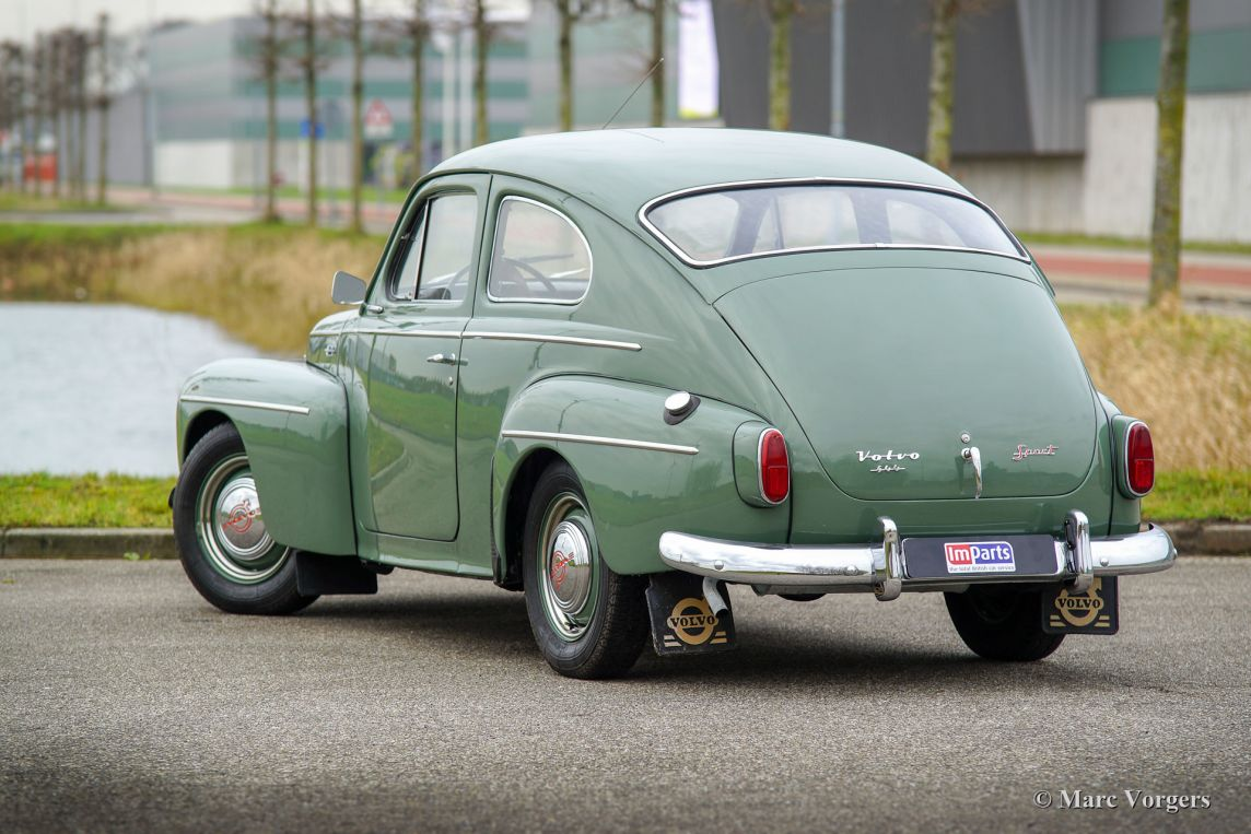 Volvo Pv 544 Sport 1958 Welcome To Classicargarage