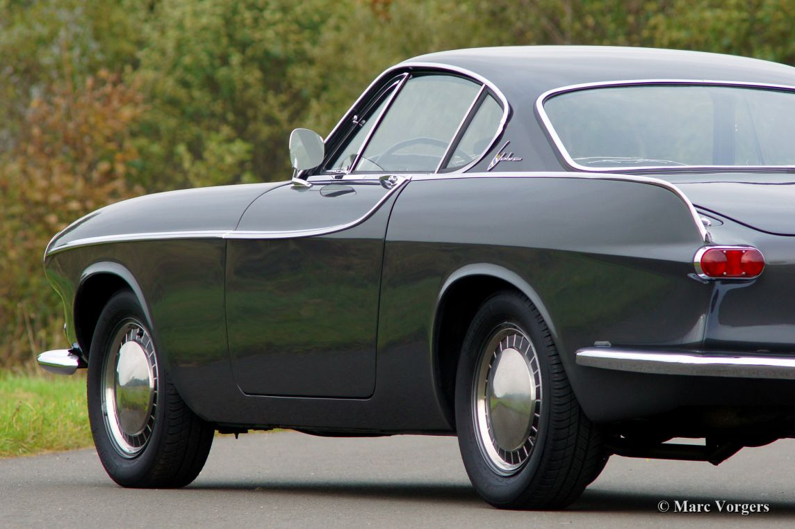 Volvo P1800 'Jensen', 1962 - Welcome to ClassiCarGarage