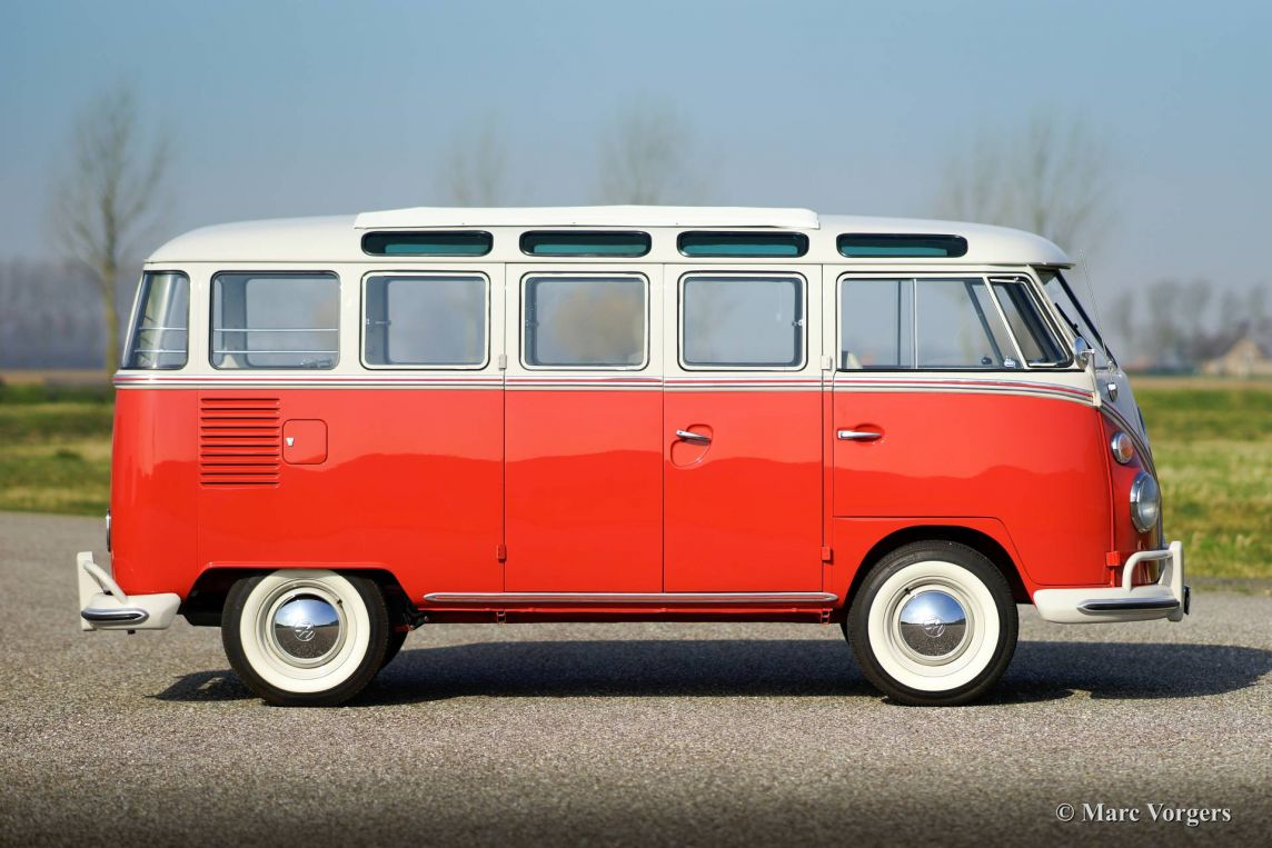 Volkswagen T1 Samba Bus 1963 Welcome To Classicargarage