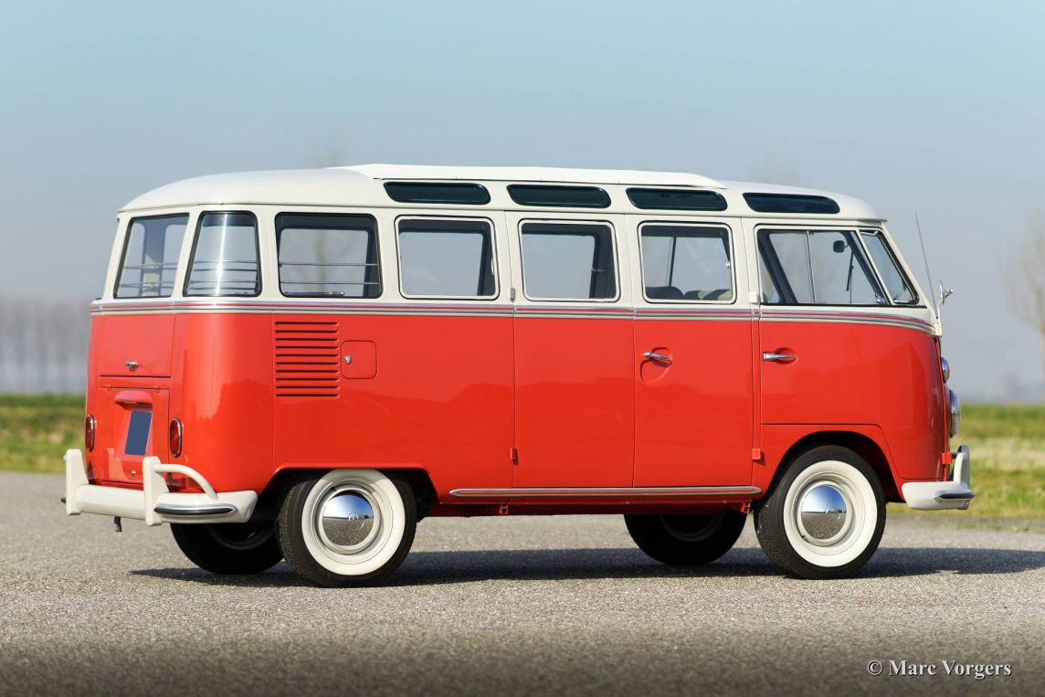Volkswagen t1 samba bus 1963 welcome to classicargarage for Garage volkswagen paris 15