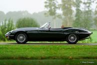 Jaguar E type V12 convertible, 1973