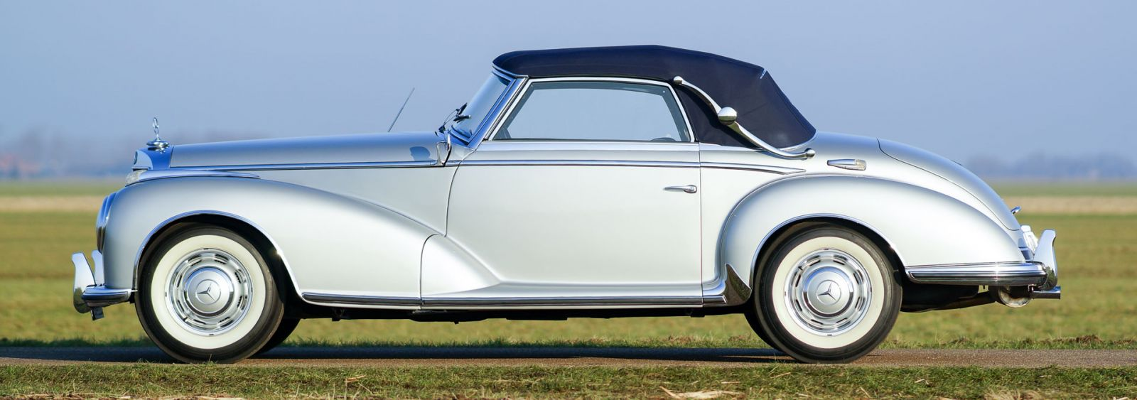Mercedes-Benz 300 S cabriolet, 1953 - Welcome to