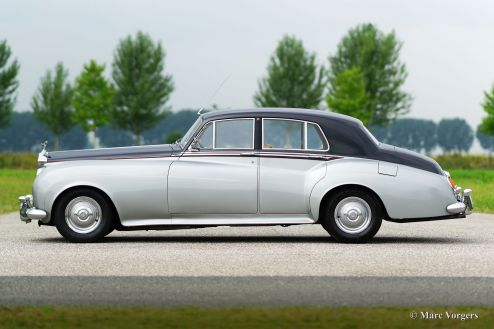Rolls Royce Silver Cloud II, 1961