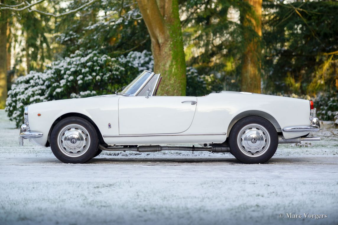 Alfa Romeo Giulietta Spider Welcome To ClassiCarGarage - Alfa romeo giulietta 1960 for sale