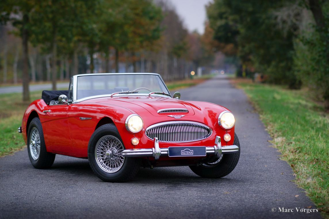 austin healey 3000 mk iii 1965 classicargarage fr. Black Bedroom Furniture Sets. Home Design Ideas