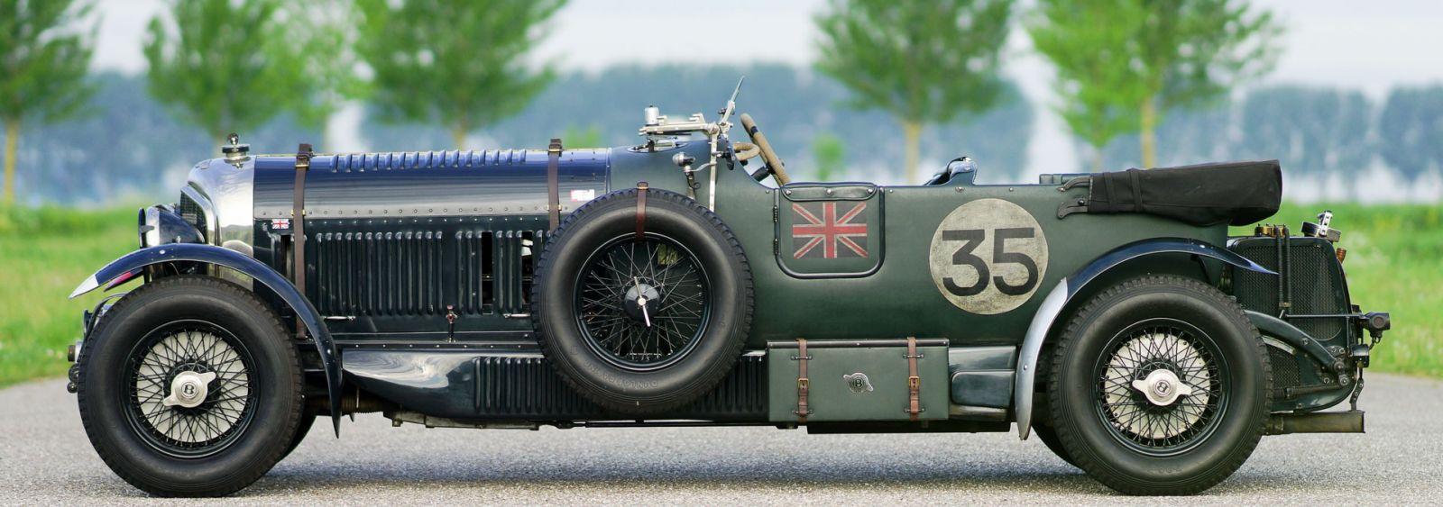 Bentley 6 5 Litre 'Blower', 1935 - Welcome to ClassiCarGarage