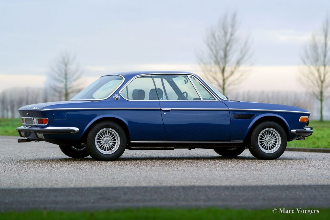 BMW 3.0 Csl >> BMW 3.0 CS, 1971 - Welcome to ClassiCarGarage