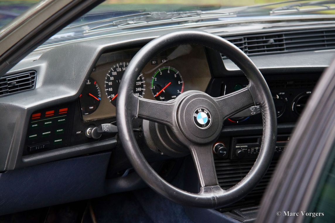 Bmw 635 Csi 1980 Welcome To Classicargarage