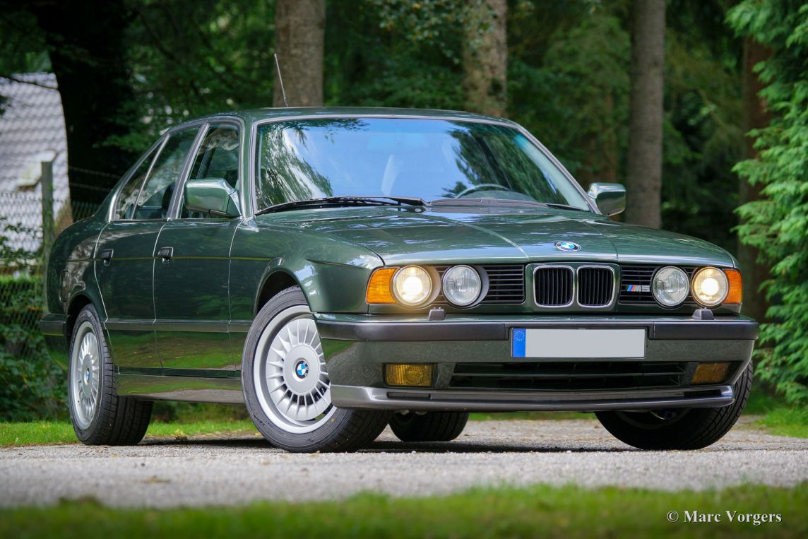 BMW M5 For Sale >> BMW M5, 1989 - Welcome to ClassiCarGarage