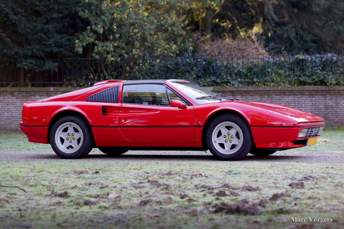Cars That Start With J >> Ferrari 328 GTS, 1985 - Welcome to ClassiCarGarage