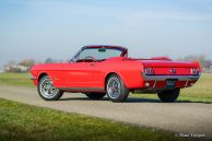 Ford Mustang 289 convertible, 1965
