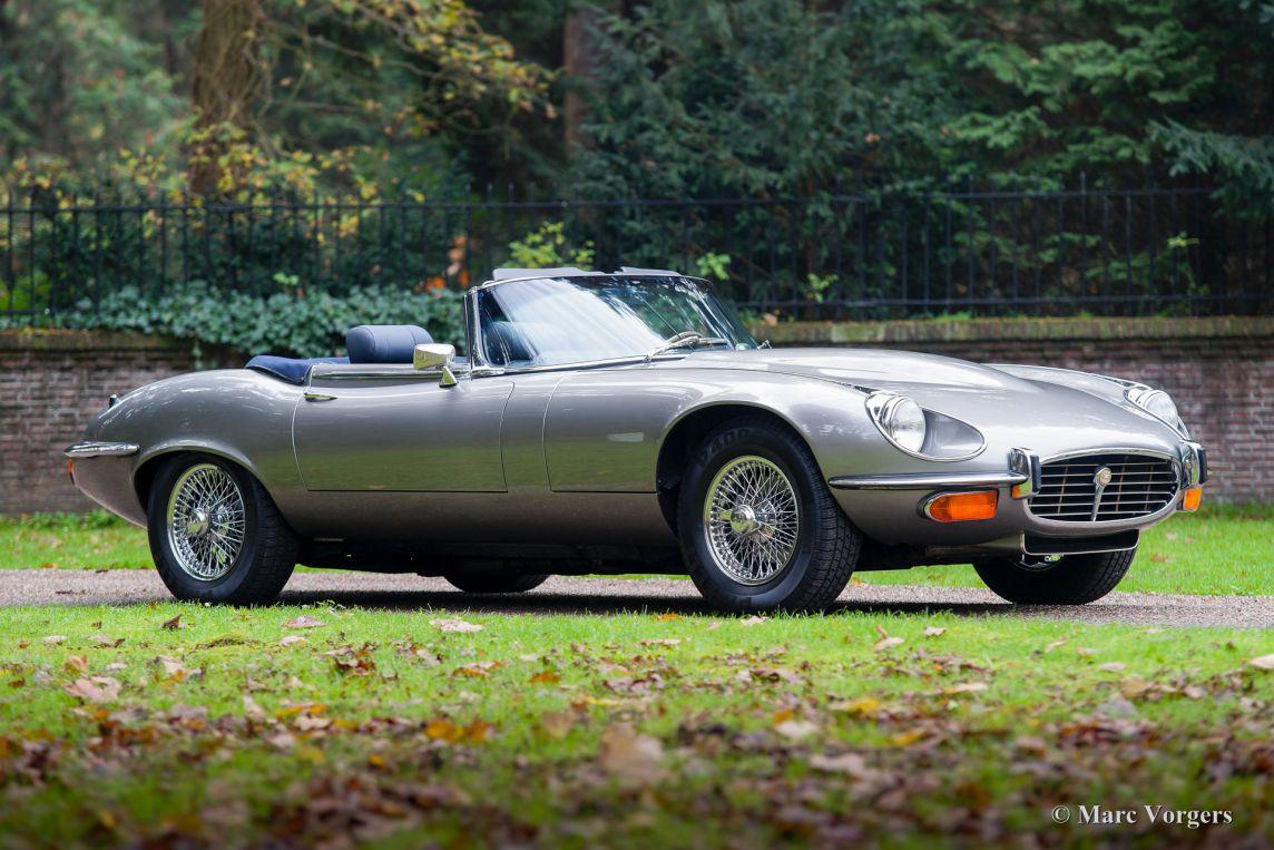 Jaguar E Type For Sale >> Jaguar E-type V12 roadster, 1971 - Welcome to ClassiCarGarage