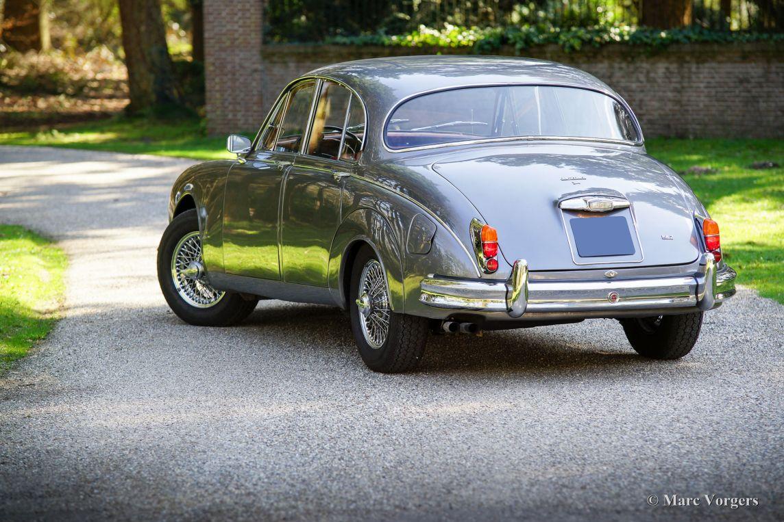 Jaguar Mk Ii 3 4 Litre  1962