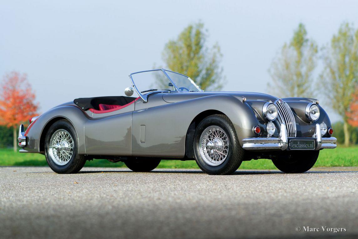 Jaguar Xk 140 Ots 1957 Welcome To Classicargarage