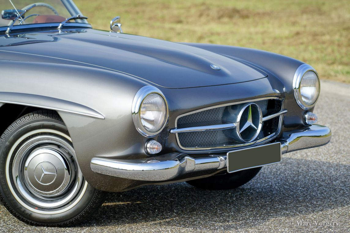 Mercedes Benz 190 Sl 1962 Welcome To Classicargarage