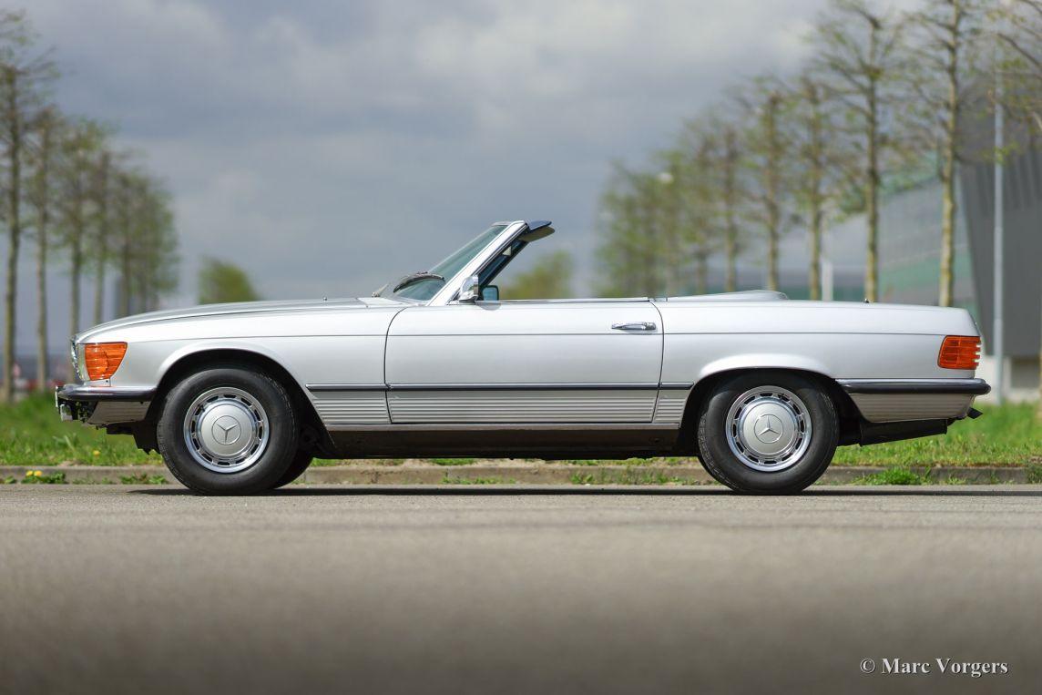 Mercedes benz 350 sl 1971 welcome to classicargarage for Website mercedes benz