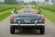MG MGB roadster, 1969