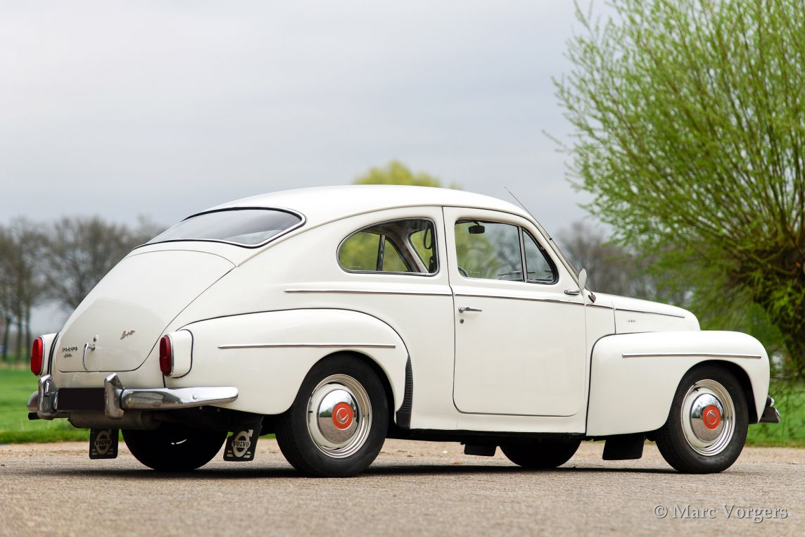 Volvo PV 544, 1962 - Welcome to ClassiCarGarage