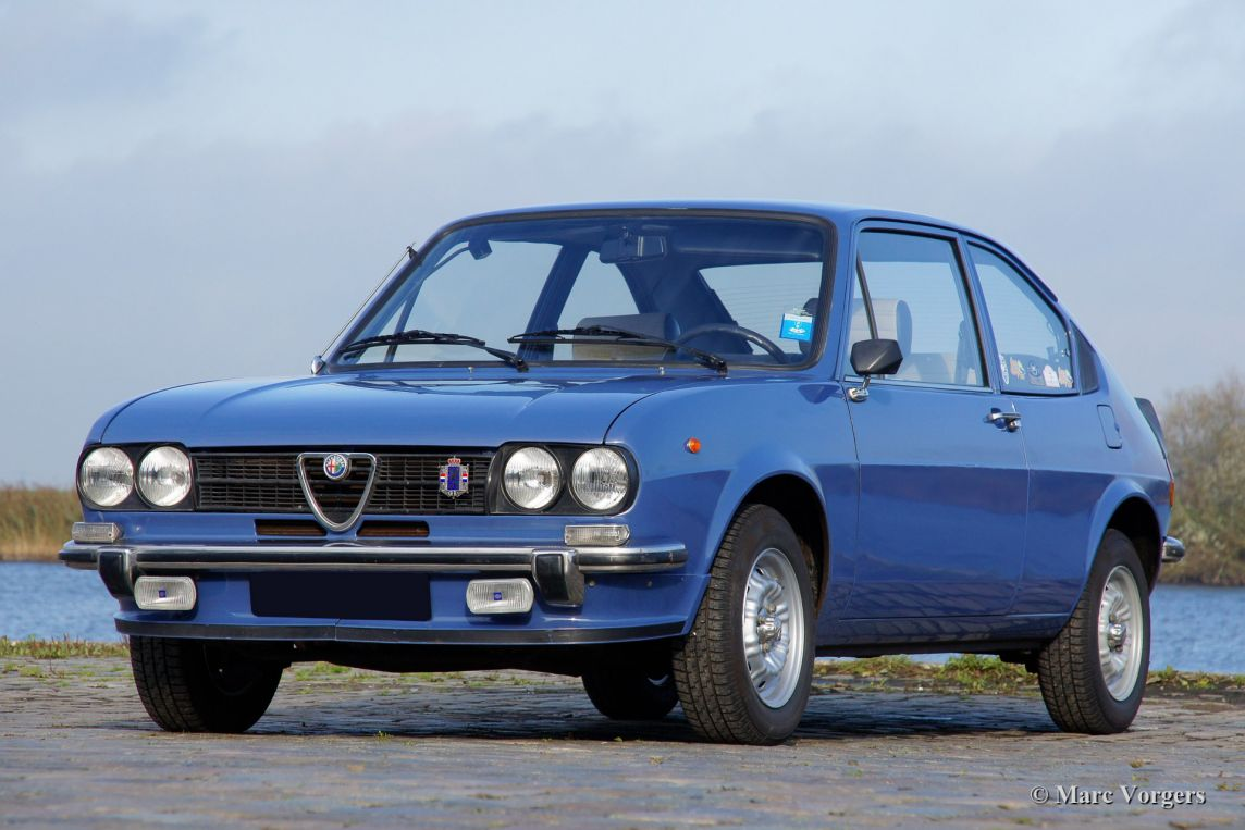 Alfa Romeo Alfasud TI Welcome To ClassiCarGarage - Alfa romeo alfasud for sale