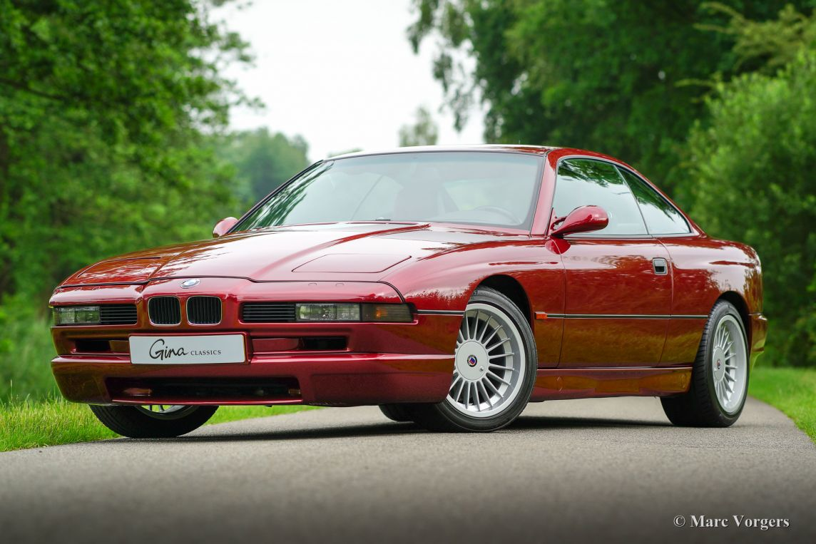 Cars For Sale 5000 >> BMW 850 Ci V12, 1995 - Welcome to ClassiCarGarage