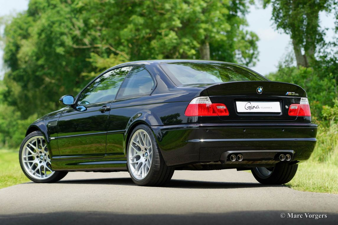 Bmw m3 csl 2003 welcome to classicargarage for Garage bmw 33