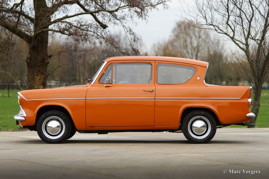 Movie Cars For Sale >> Ford Anglia 106E, 1965 - Welcome to ClassiCarGarage