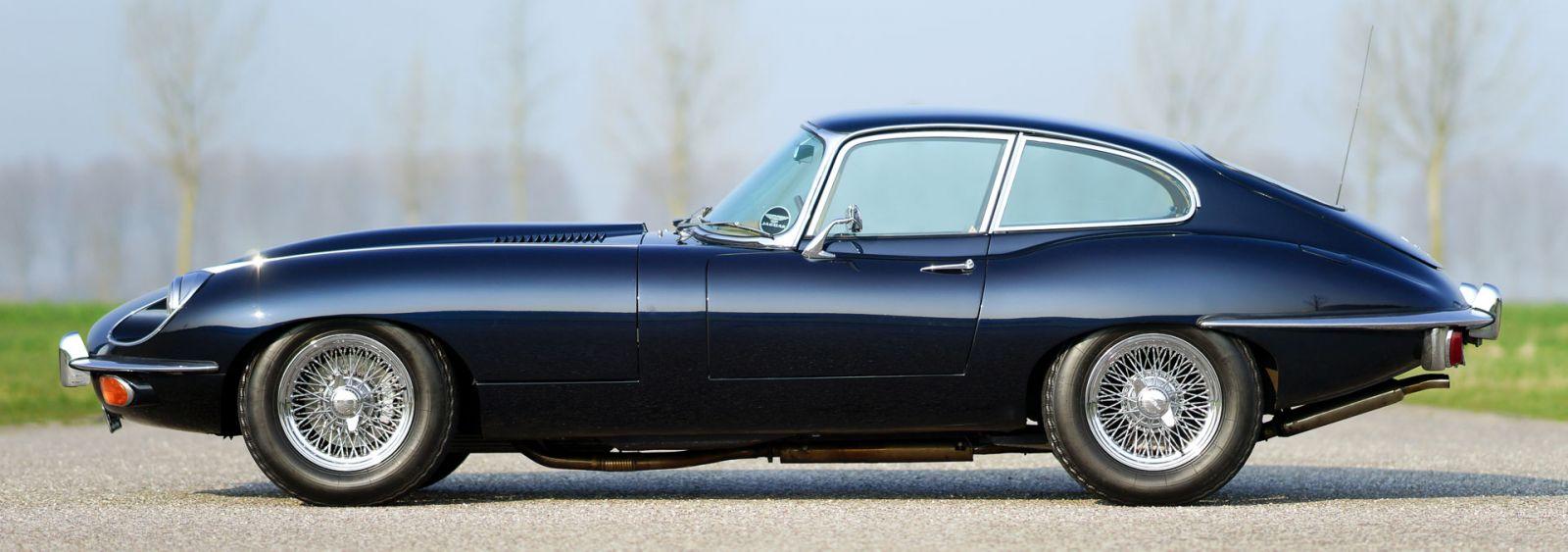 Superior Jaguar E Type 4.2 Litre FHC, 1969
