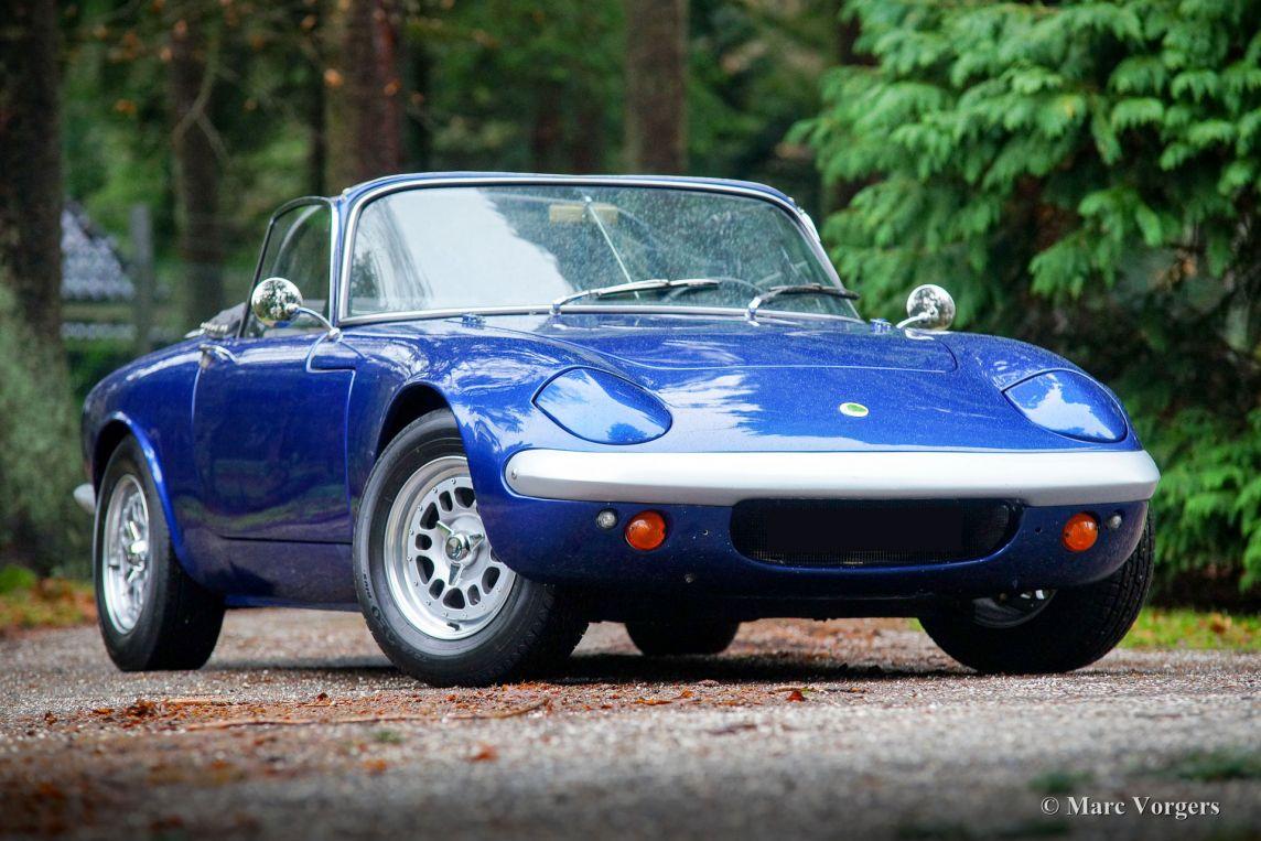 Lotus Elan Series 3, 1966 - Welcome to ClassiCarGarage