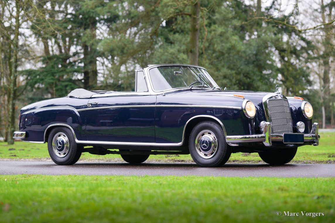 mercedes benz 220 se cabriolet 1961 welcome to classicargarage. Black Bedroom Furniture Sets. Home Design Ideas