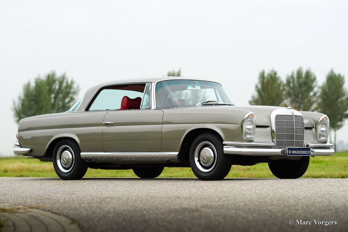 Mercedes benz 250 se coupe 1966 welcome to classicargarage for Mercedes benz se