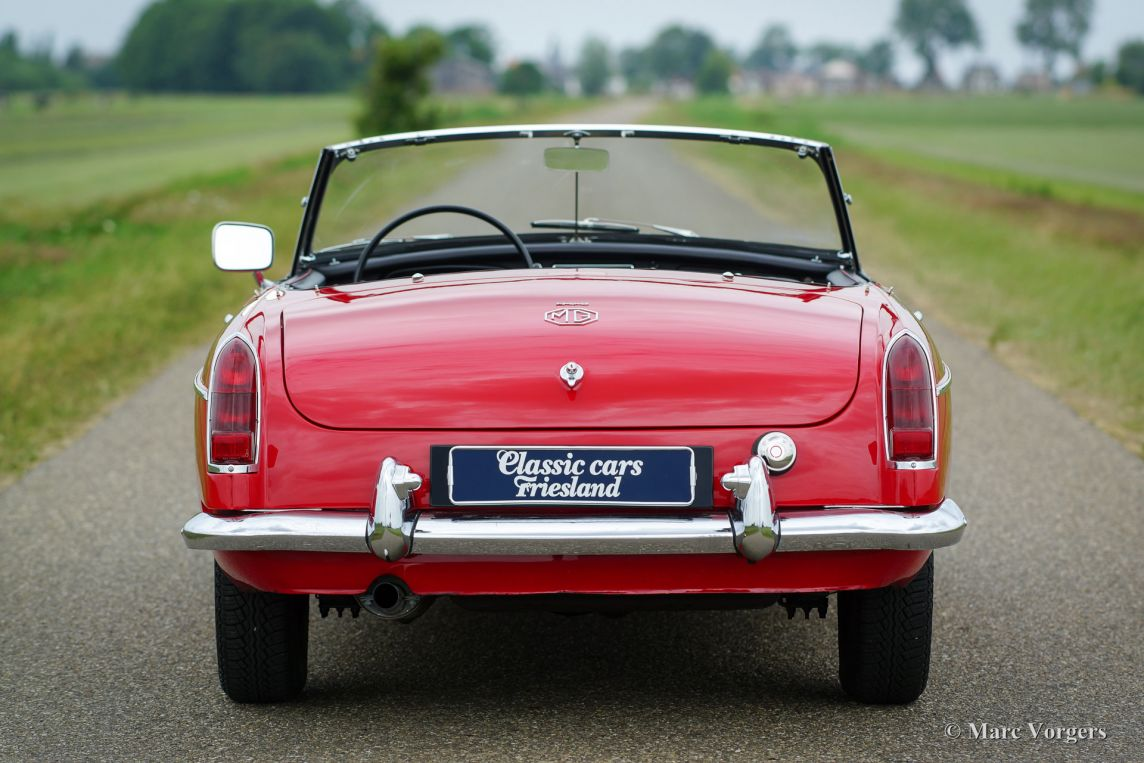 MG MGB roadster, 1964 - Welcome to ClassiCarGarage