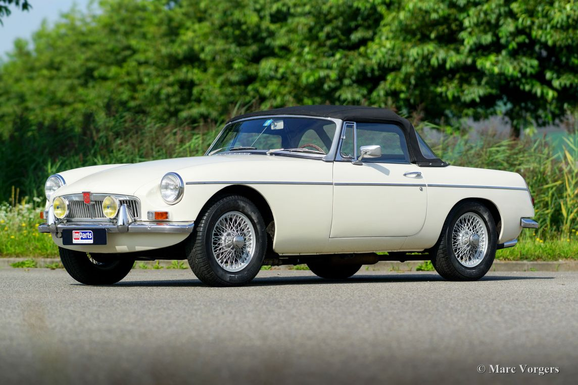 MG MGB roadster, 1967 - Welcome to ClassiCarGarage